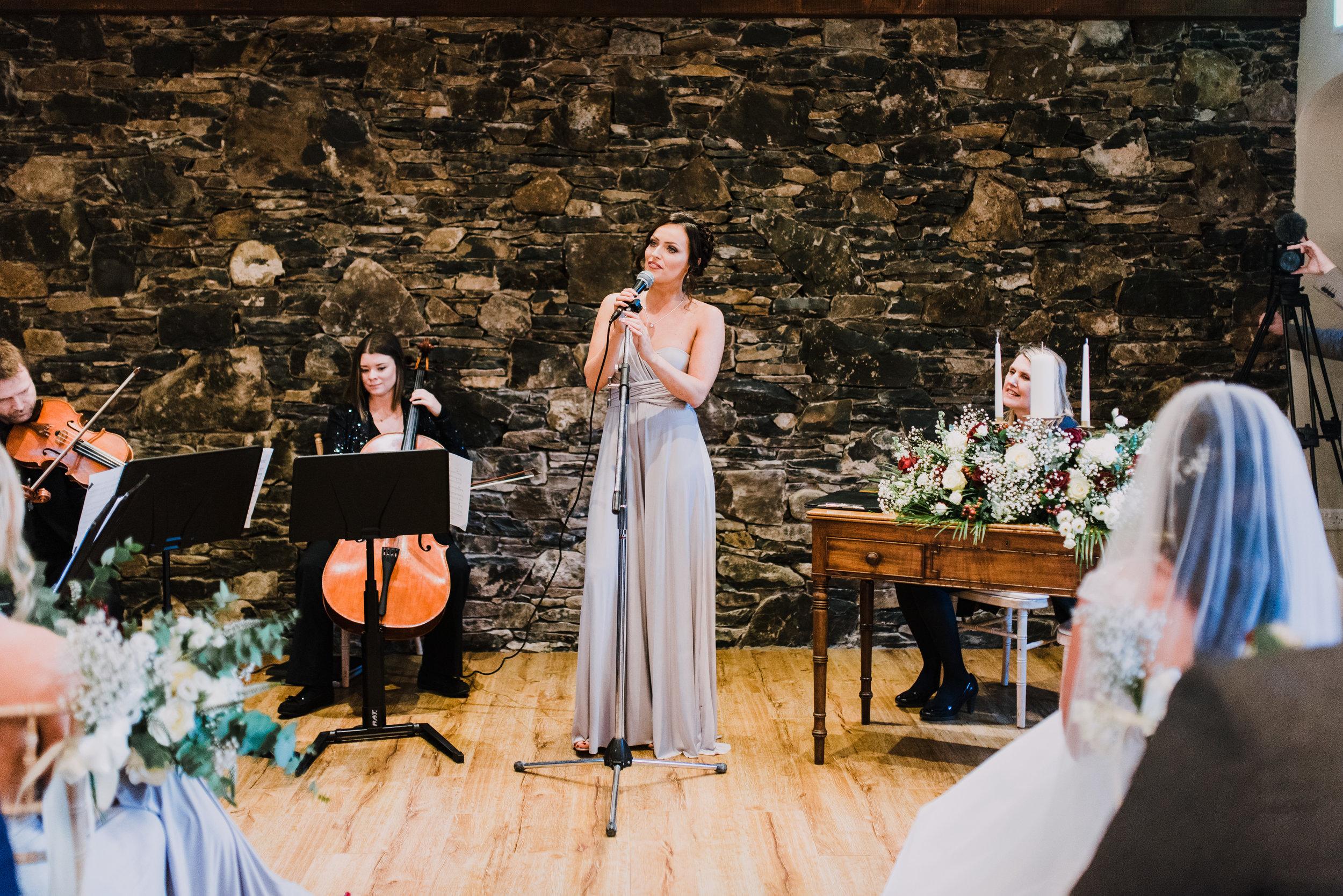 larchfield estate wedding, wedding venues northern ireland, barn wedding venues northern ireland, quirky weddings northern ireland, 5 star wedding venues ni, wedding ceremony larchfield estate  (9).jpg