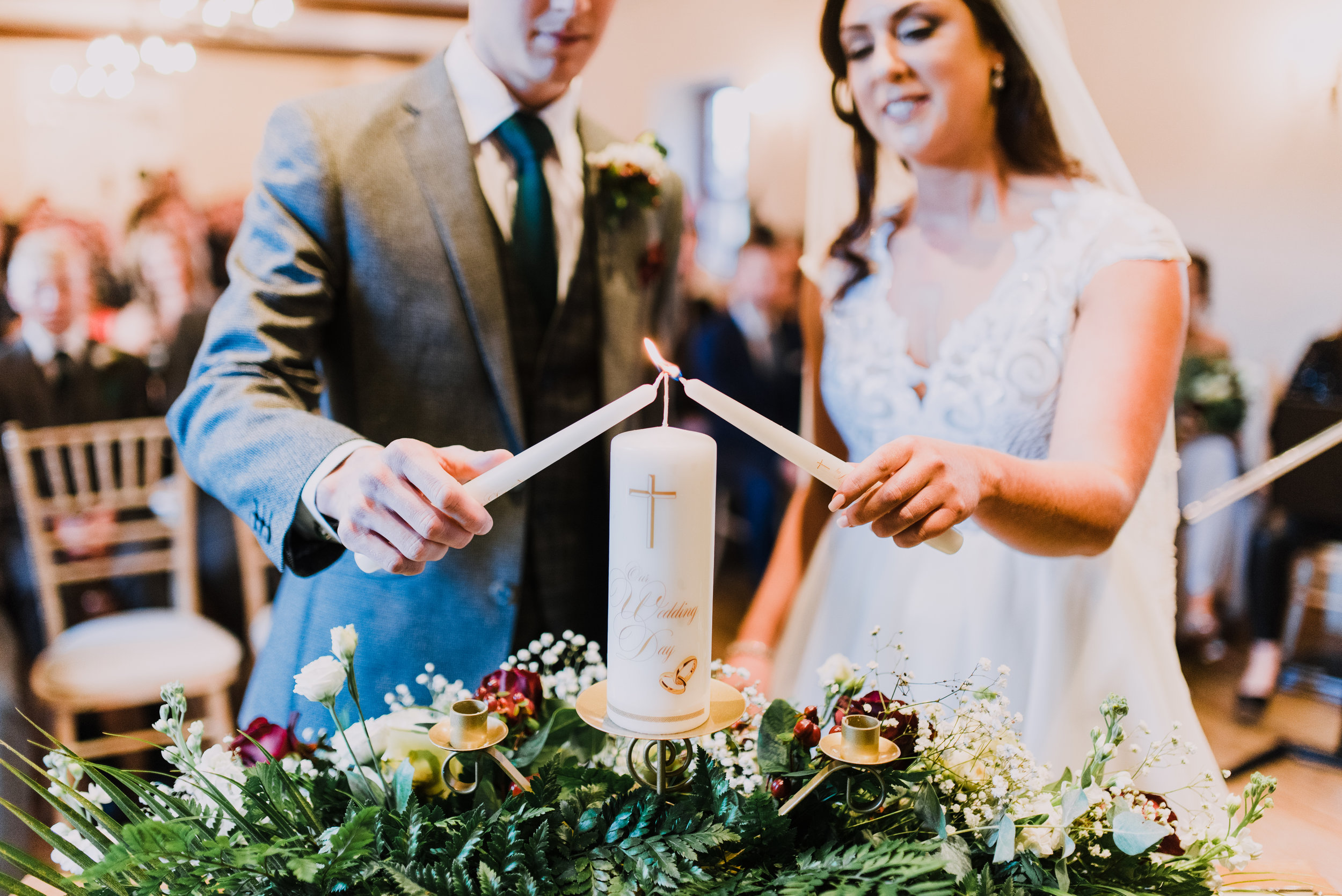 larchfield estate wedding, wedding venues northern ireland, barn wedding venues northern ireland, quirky weddings northern ireland, 5 star wedding venues ni, wedding ceremony larchfield estate  (10).jpg