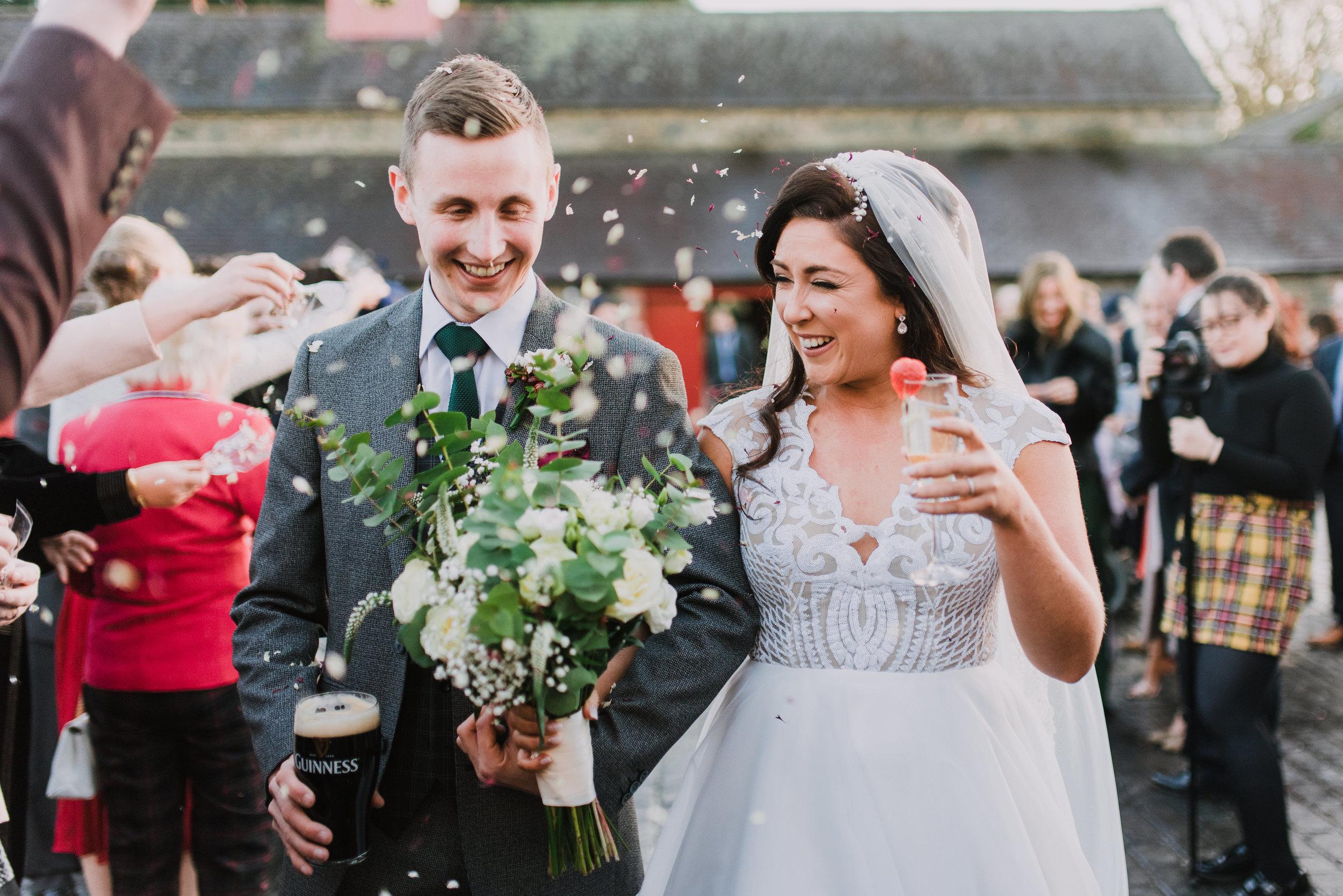 larchfield estate wedding, wedding venues northern ireland, barn wedding venues northern ireland, quirky weddings ni, wedding photos larchfield estate, shane todd's wedding (4).jpg