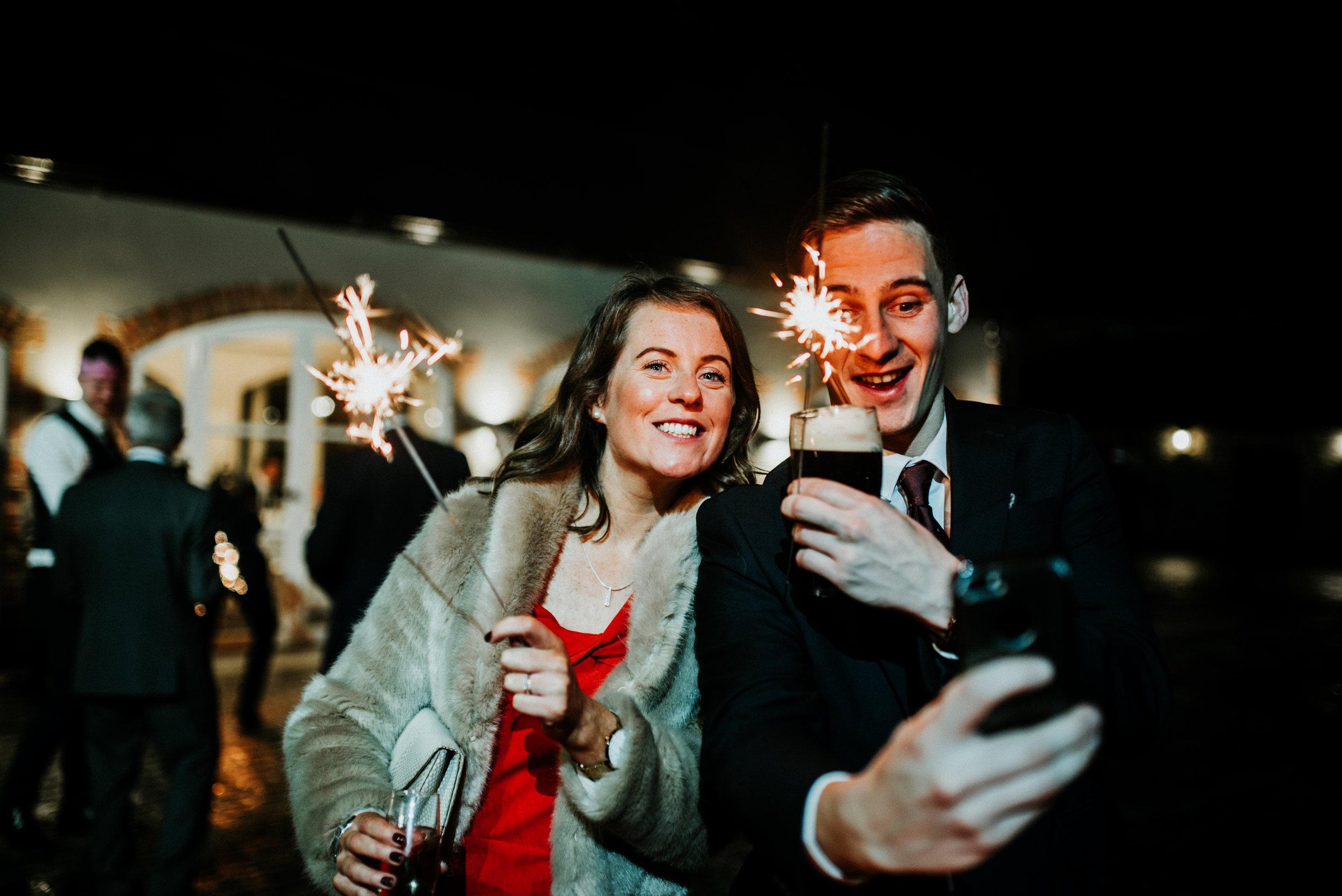 larchfield estate wedding, wedding venues northern ireland, barn wedding venues northern ireland, wedding photos larchfield estate, shane todd wedding, wedding sparklers, irish wedding (7).jpg