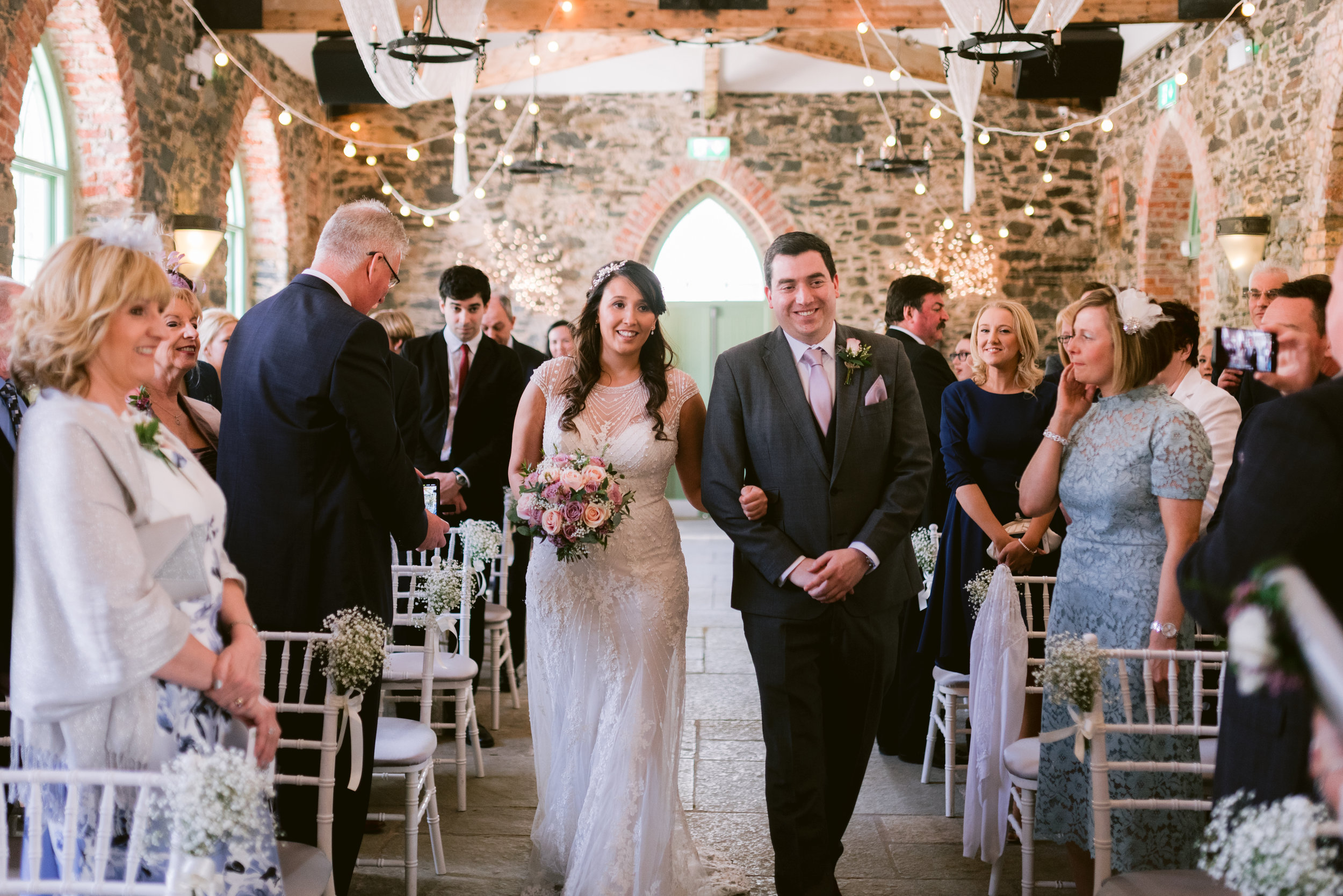 orange tree wedding, orange tree ceremony, barn wedding venue northern ireland, rustic wedding venues NI, bright wedding venues northern ireland, greyabbey wedding venue (12).jpg