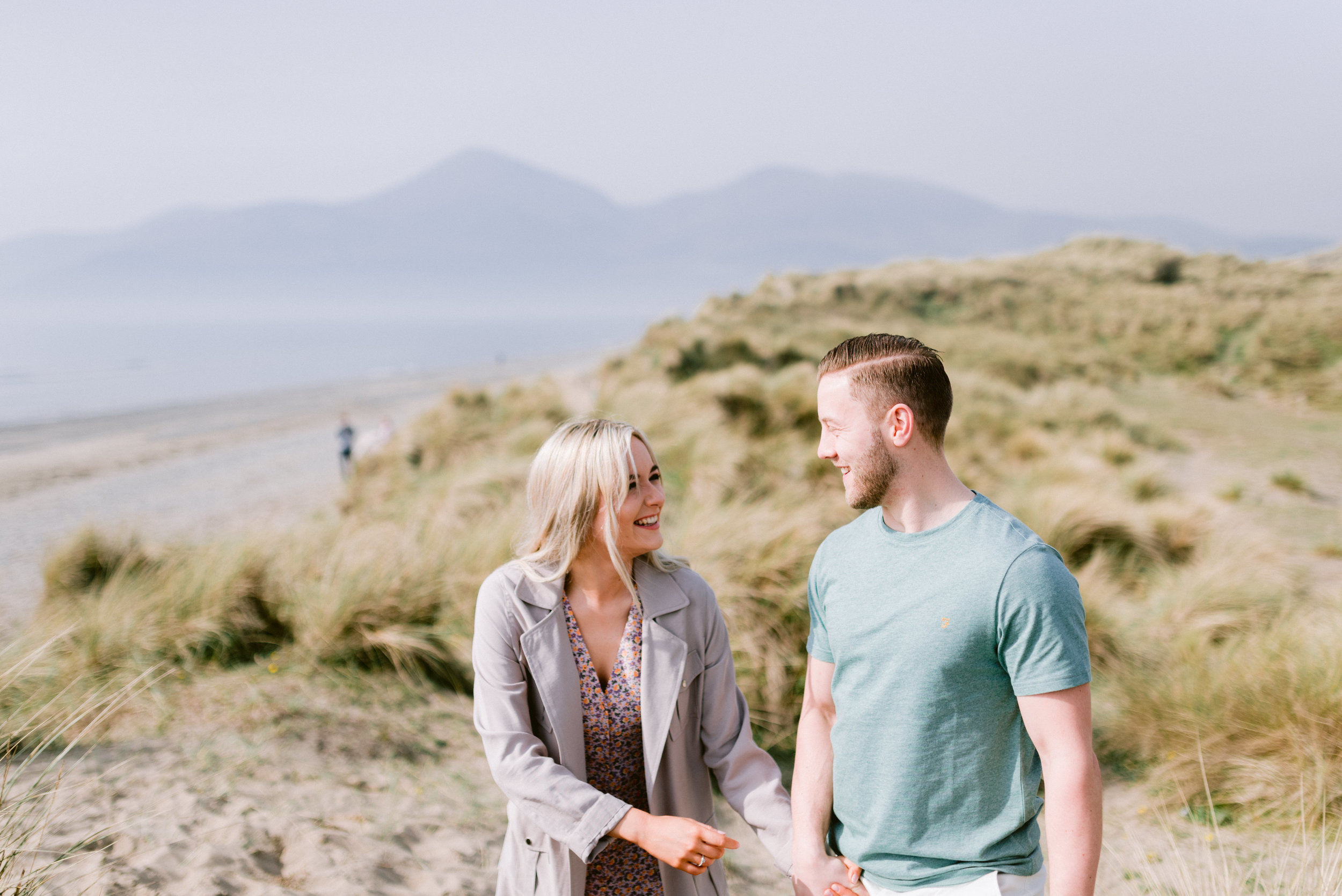 engagement photos northern ireland, Murlough National Nature Reserve photos, couple photoshoot, hello sugar photography (2).jpg