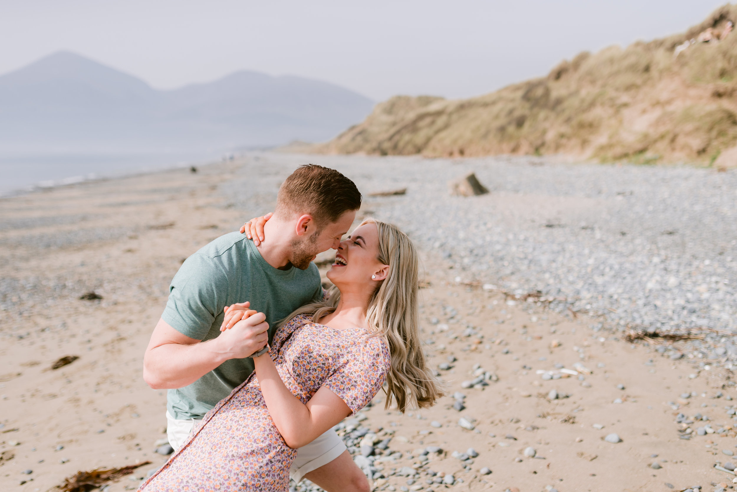 engagement photos northern ireland, Murlough National Nature Reserve photos, couple photoshoot, hello sugar photography (25).jpg