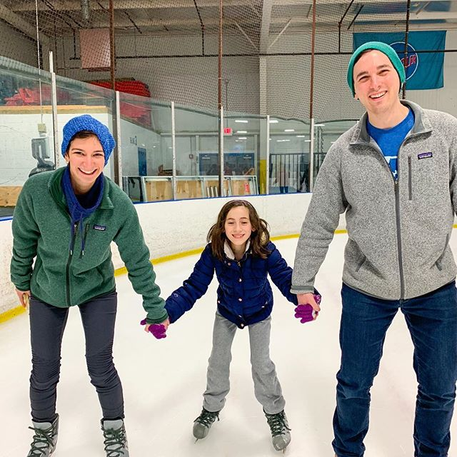 ⠀⠀⠀⠀⠀⠀⠀⠀⠀ ⛸ One of the best parts about being a rabbi is that no two days look the same. Today @rabbimnm and I skated with 17 of our awesome middle schoolers who may one day reflect on their Jewish journey and recall: ⠀⠀⠀⠀⠀⠀⠀⠀⠀ that one time a rabbi helped them lace their skates; lifted them up when they fell down; or held their hand when they needed the support. ⠀⠀⠀⠀⠀⠀⠀⠀⠀ ⠀⠀⠀⠀⠀⠀⠀⠀⠀ Nurturing the spiritual life of a child takes many forms. It is a blessing to work inside and outside of the synagogue walls to hold space for these experiences. ⠀⠀⠀⠀⠀⠀⠀⠀⠀ ⠀⠀⠀⠀⠀⠀⠀⠀⠀ 📍Atlanta ⠀⠀⠀⠀⠀⠀⠀⠀⠀ ⠀⠀⠀⠀⠀⠀⠀⠀⠀ #jewish #judaism #jewishlife #rabbi #reformjudaism #religion #faith #spiritual #soul #iceskating #nfty #youth #youthgroup #jewishatl #jewishatlanta  #thisiswhatarabbilookslike #whatrabbisdo