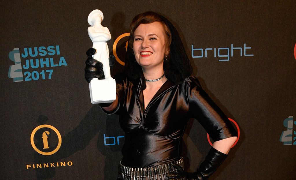 WINNER:Jussi Award - The Best Make-up Design 2017 (Finnish Oscar)