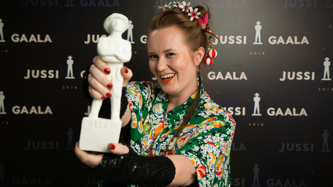 WINNER: Jussi Award - The Best Makeup Design 2016 (Finnish Oscars)