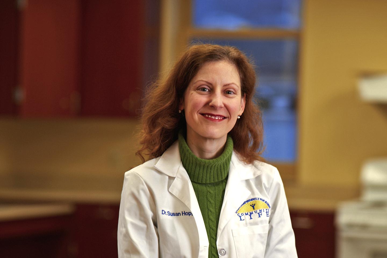 Community LIFE physician, Dr. Ruhl.