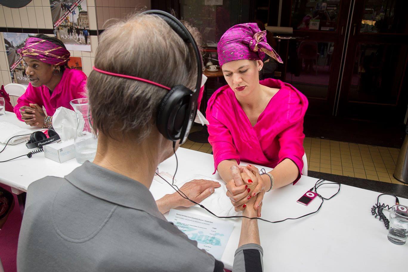 Theater Bellevue - Beauty Verhalen Salon (ZINA)