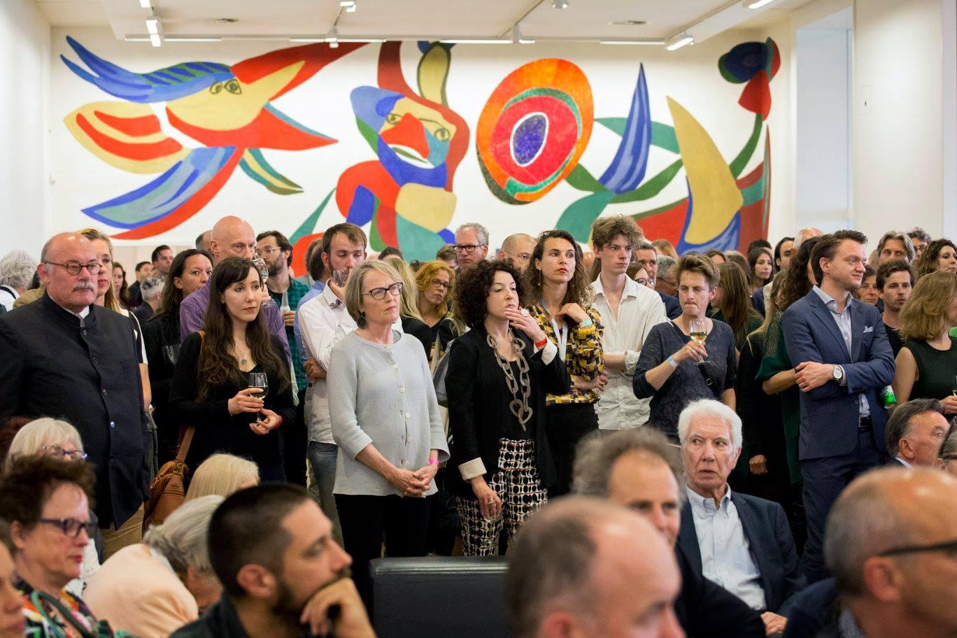 Stedelijk Museum - Slotverklaring Re:Creating Europe