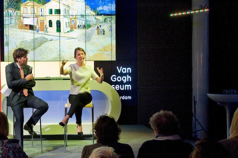 Van Gogh Museum - Talkshow