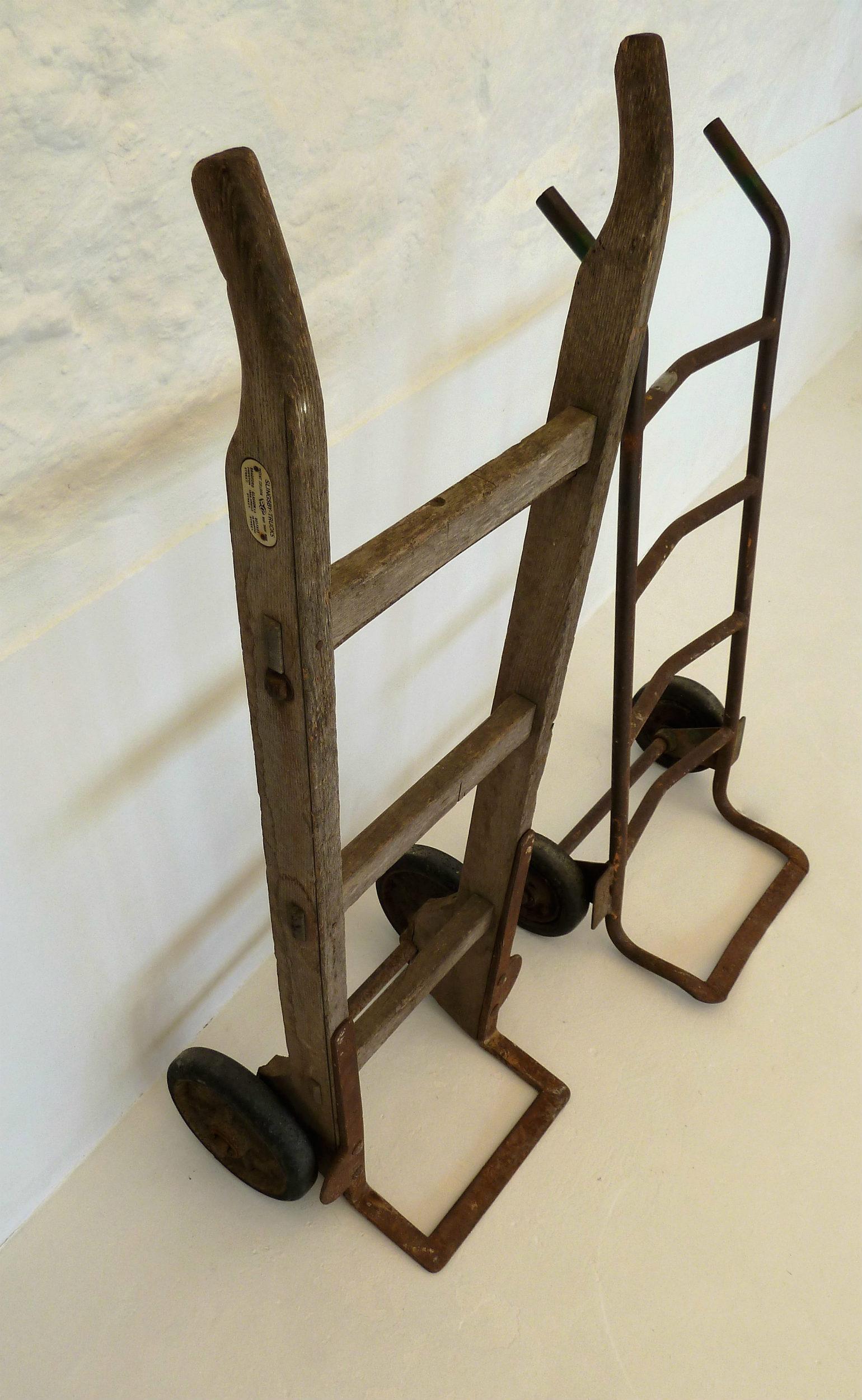 Vintage trundle trolleys  Hire £15 each