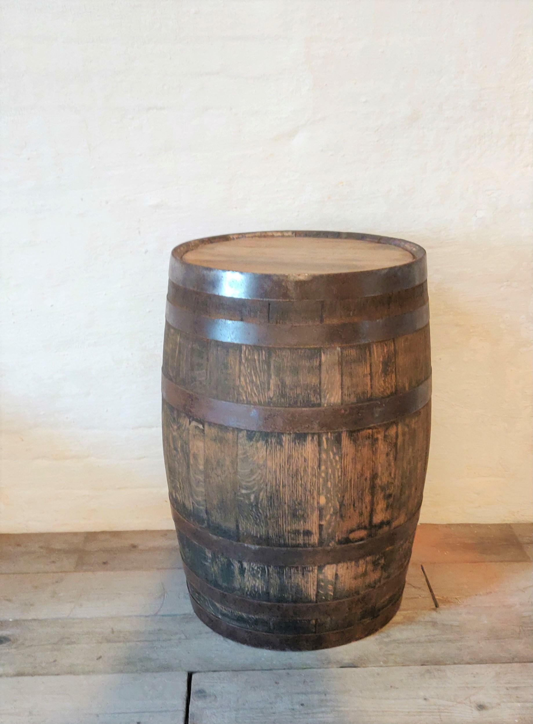 Whiskey Barrels  HIre £25 each
