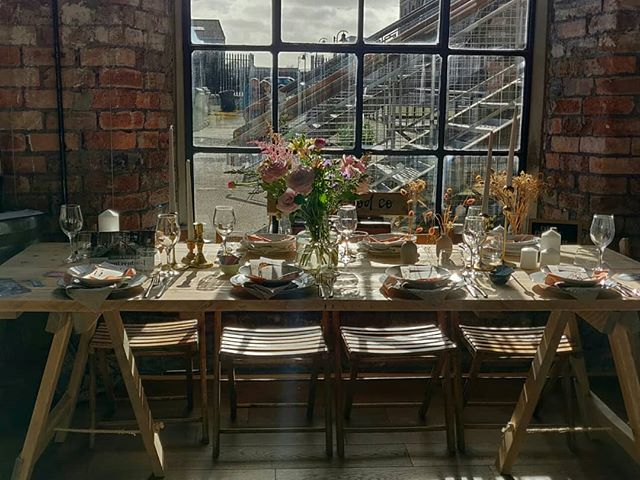 Thanks to everyone @natminingmuseum Spring wedding show yesterday! We met some wonderful folk & super stoked with the lovely comments - we may be just a little in love with muted tones & dried flowers right now.... We're busy working through emails now, so if you left your details we'll be in touch very soon. A few pics from on the day & our last minute garage prep the night before  #eventrentals #industrialwedding #tablesetting #weddinginspo #weddingdecor #bohowedding #weddingtable #rusticeventrentals #bridebook #hoplerwoodco