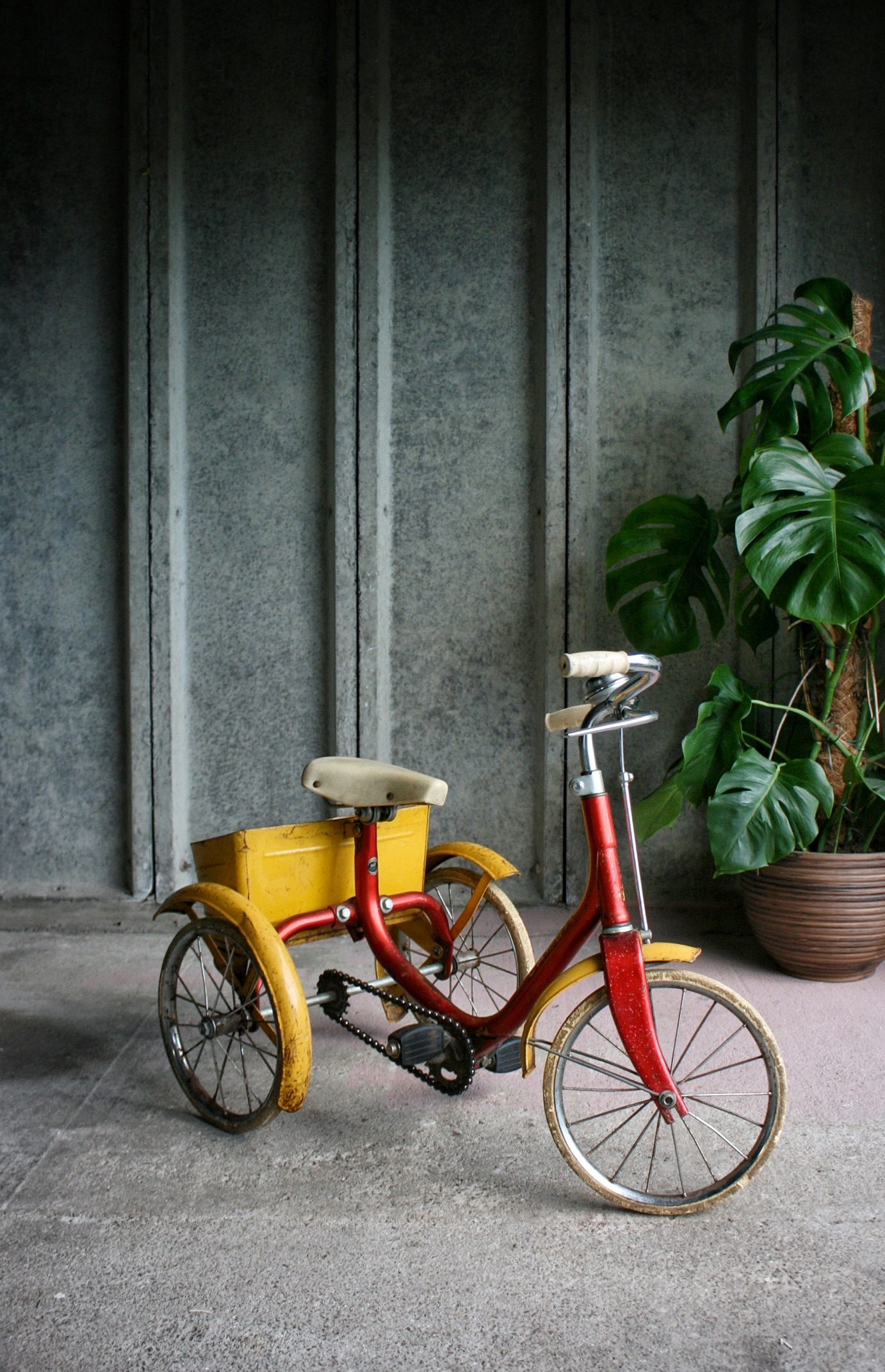 1960's Children's Trike