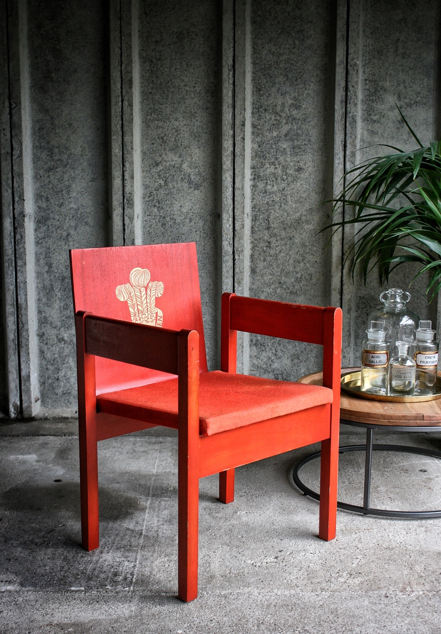 Investiture Chair