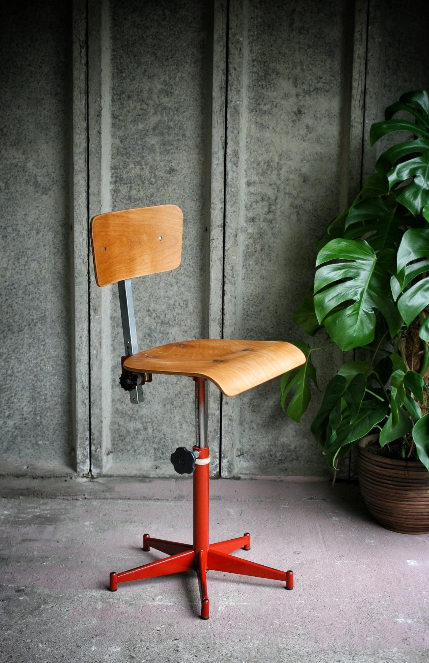 Industrial Machinist Chair