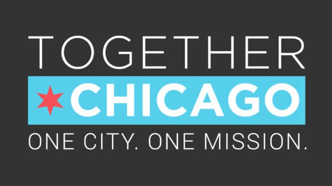 Together Chicago is a non-profit engaged in five areas of focus in Chicago - economic development, education, violence reduction, gospel justice, and faith community mobilization.