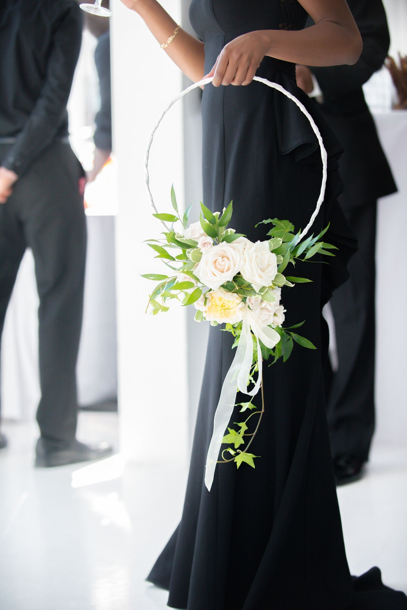 """Ring """"bouquet"""" by Ray of Heights Florist, Hasbrouck Heights, NJ"""