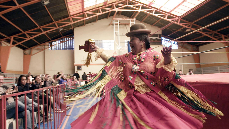 The Wrestling Cholita image 2.jpg