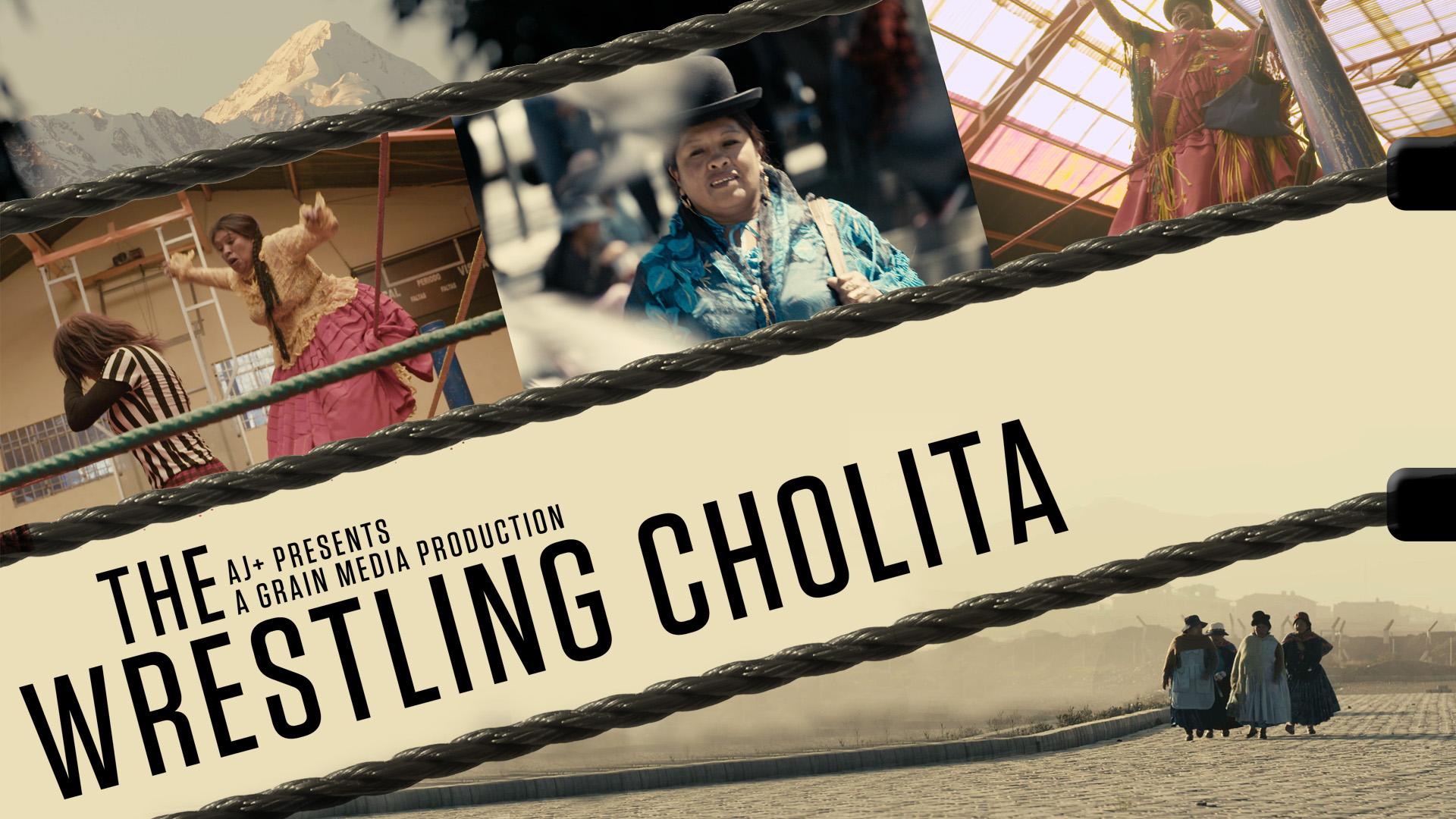 The Wrestling Cholita Poster 1.jpg