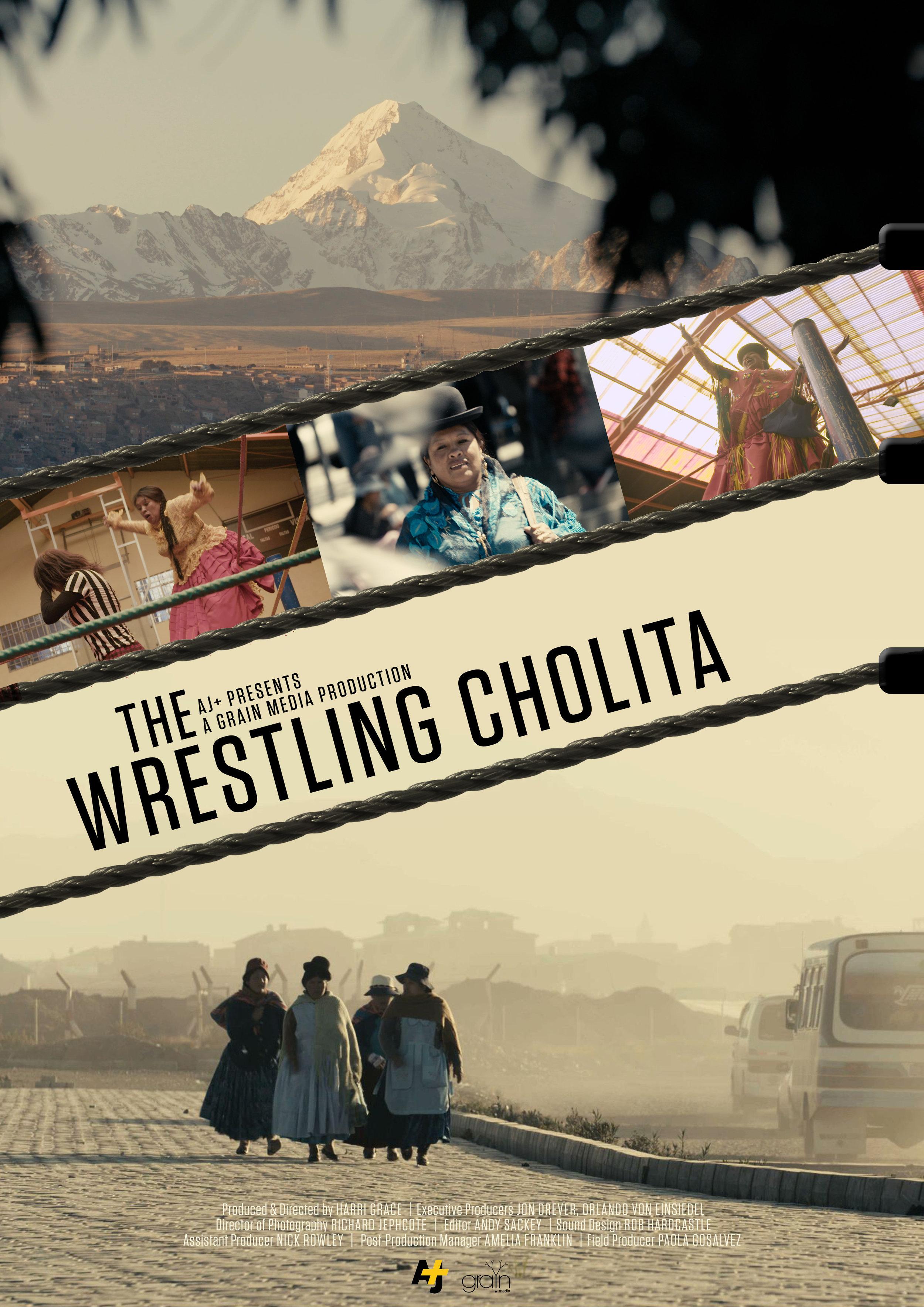 The Wrestling Cholita Poster.jpg