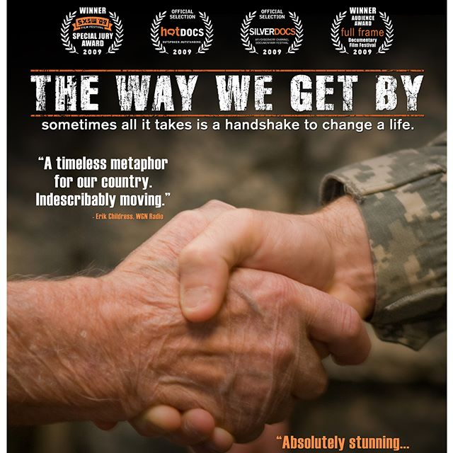 The feature film The Way We Get By has been announced in the TBA slot for this afternoon. The film will play at 1:30 PM at the Insperity Theater. Thank you to at Sure Care At Home for sponsoring the film. #inspirefilmfestival