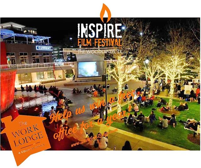 Our team is hard at work on Inspire Film Festival 2019(Feb 14 -18) And we need your help to win office space that @theworklodge , a local purpose driven workspace provider is offering Non-profits like us for a year. Each interaction from you as a like, share, repost or comment on @Instagram helps us to potentially win workspace for our team. Read our full entry using the link in our bio. #inspirefilmfestival