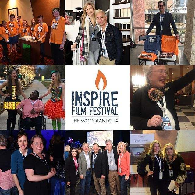 HAPPY THANKSGIVING! This Thanksgiving we are THANKFUL for all of you! All of our volunteers, attendees, sponsors and everyone who has supported the Inspire Film Festival. We Thank You and look forward to bringing you even more inspirational stories next year! #inspirefilmfestival