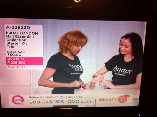 Live On Air- QVC
