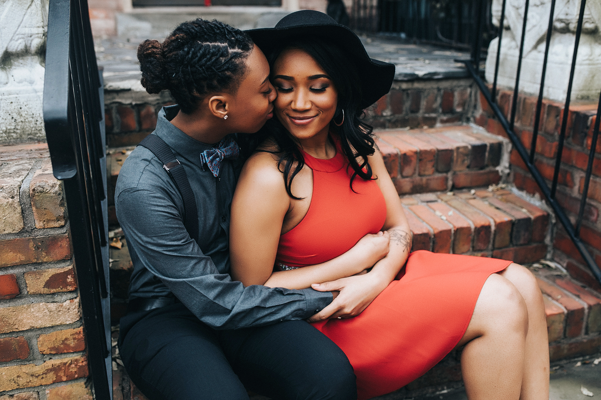 St Augustine Couple Engagement Photographer