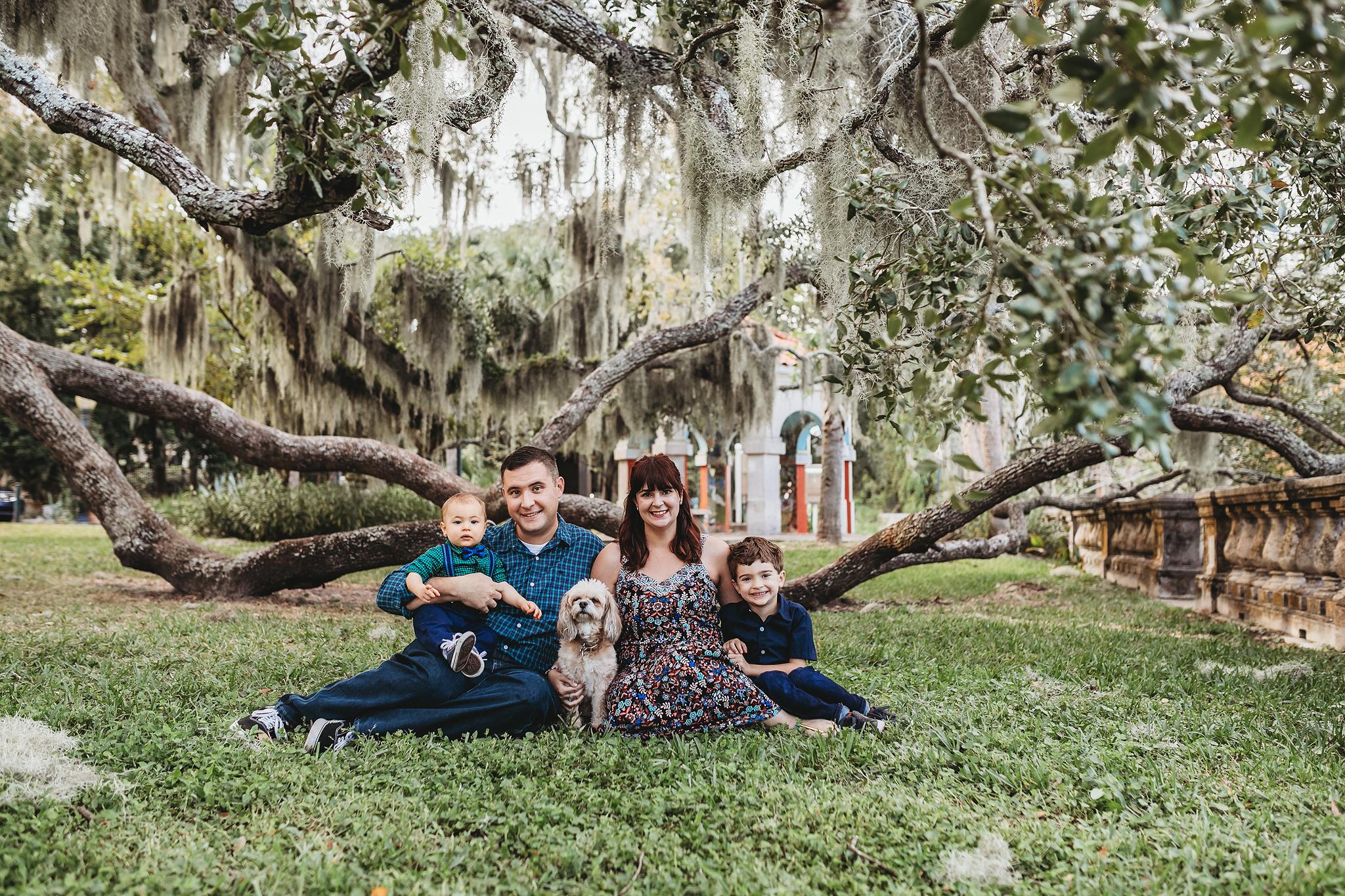 Moms Park Riverside Jacksonville Florida Family Photographer