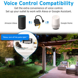 Etekcity Smart Outdoor WiFi Outlet (ESO15-TB) — VeSync