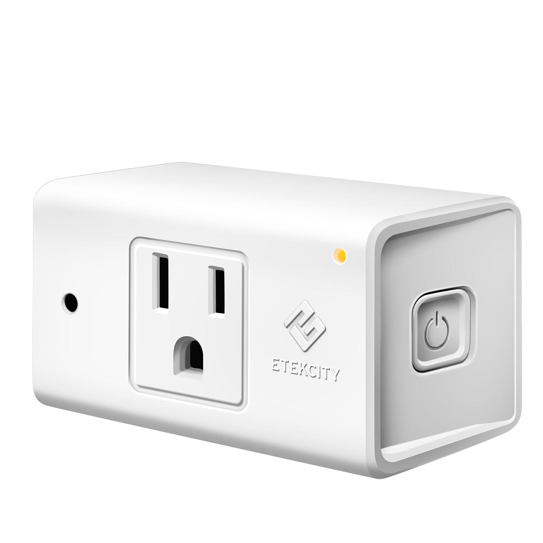 Etekcity Voltson Smart WiFi Outlet (ESW15-USA)