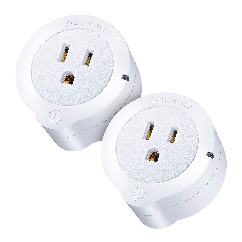 Etekcity Voltson Smart WiFi Outlet (ESW01-USA)