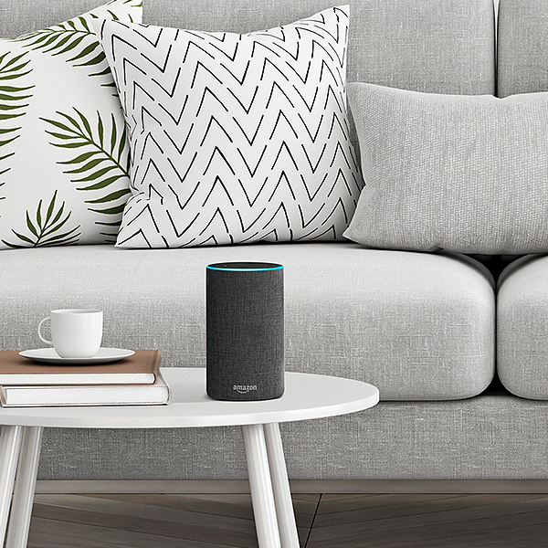 Use Alexa or Google Assistant   In addition to conveniently tapping lights on/off with your phone, you can connect your device to Alexa or Google Assistant to enjoy the extra convenience of issuing voice commands.
