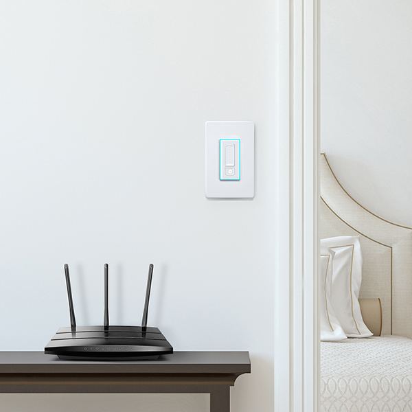 No Hub Needed   No WiFi hub is required, so you don't have to worry about another piece of equipment cluttering your home.