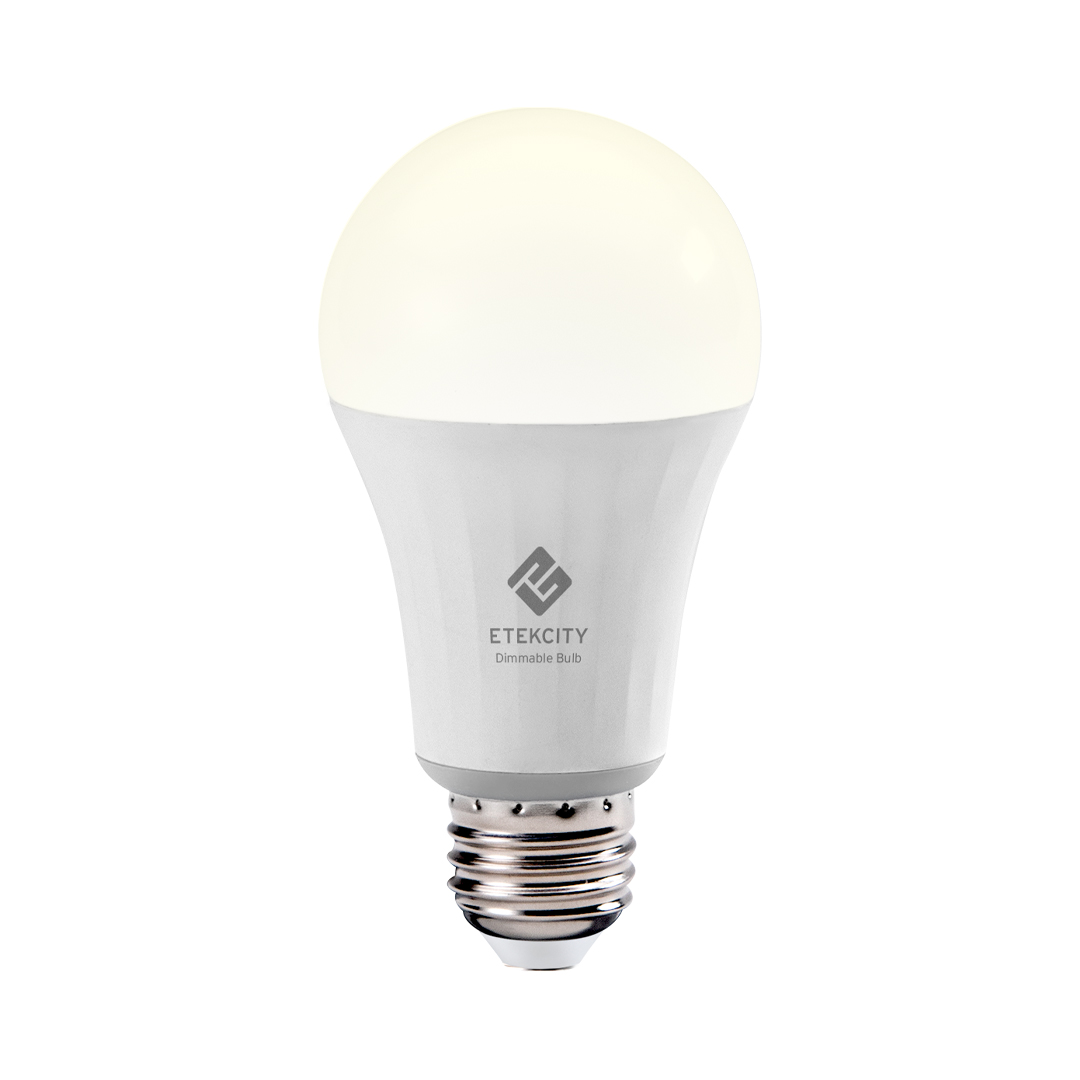 Etekcity Smart LED Soft White Dimmable Light Bulb (ESL100)