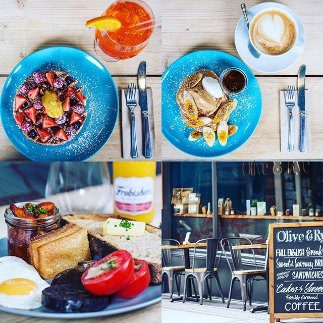 It's roasting!!!!!!! Why not enjoy the sun and grab some brunch/cocktail and enjoy our outside seating area and watch the world go by? #leeds #brunch #summer