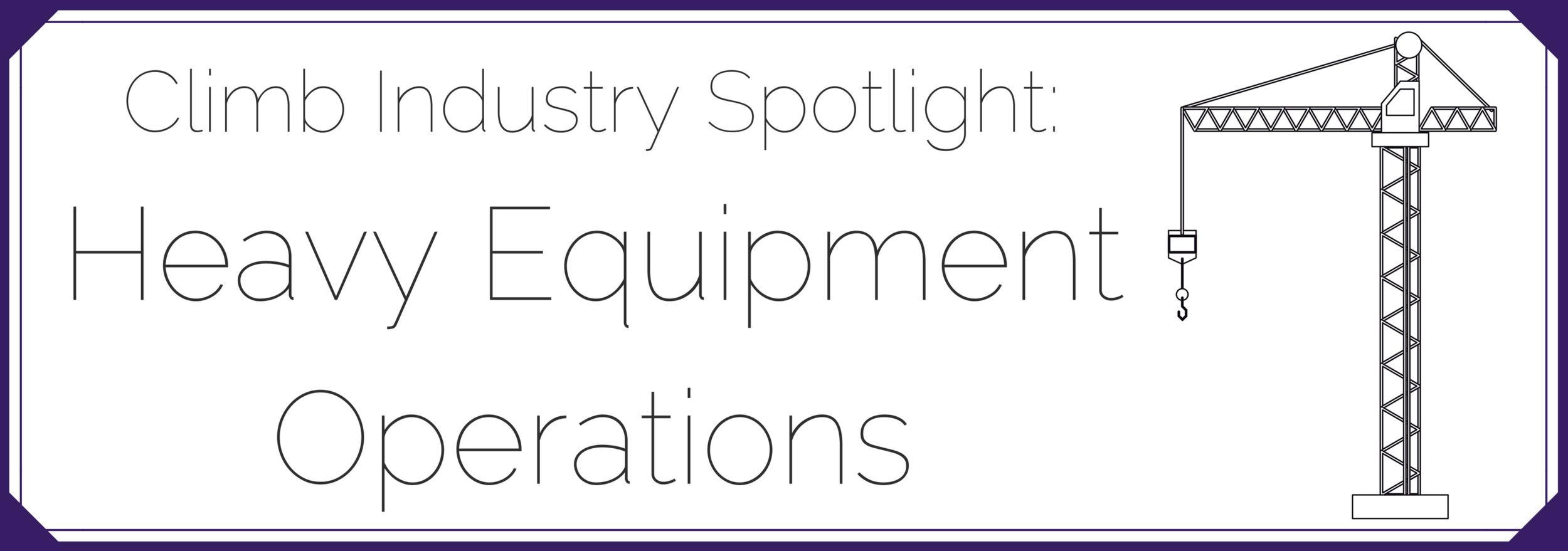 Heavy Equipment Programs