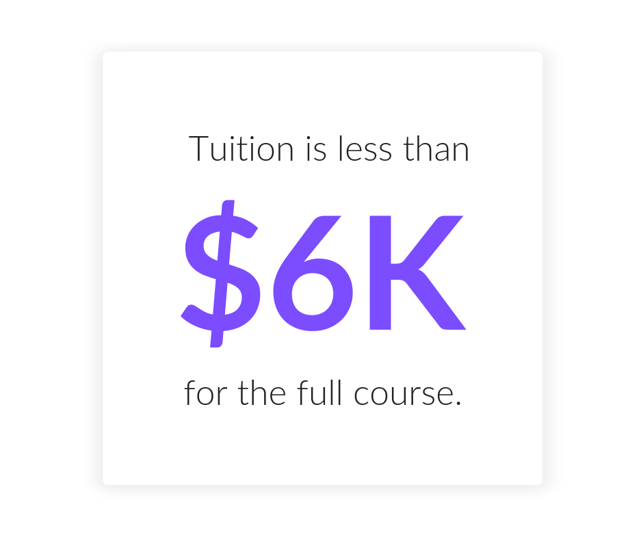 - Not only did preHIRED offer strong job placement rates, but they also have a very reasonable tuition price — and affordable education is extremely important to us here at Climb. This is exactly the type of partner school that we work to help grow through affordable financing options.