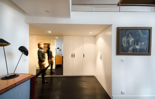 Architecture d\'interieur contemporaine — Texture