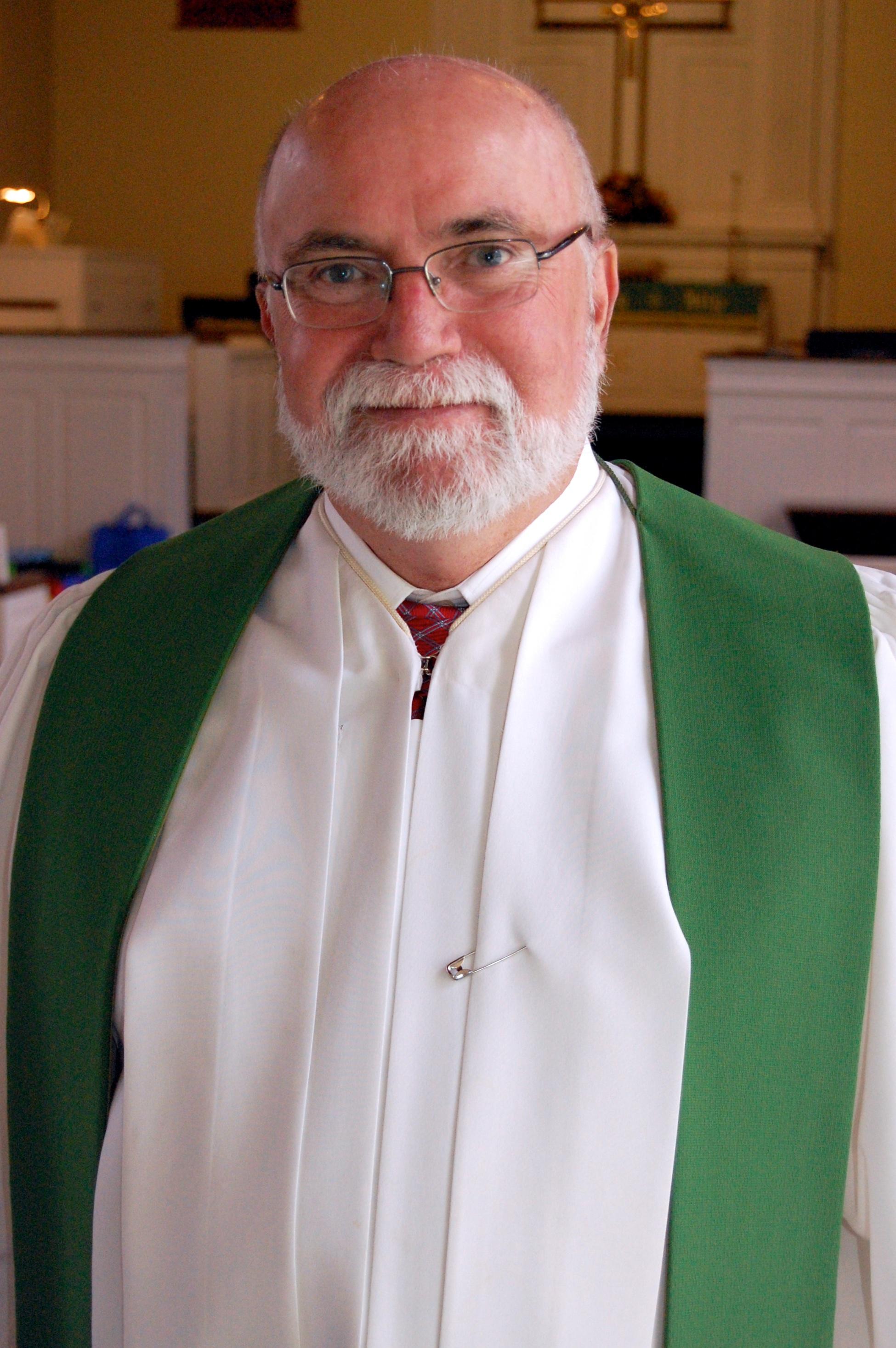 Rev. Joseph Gastiger, Pastor