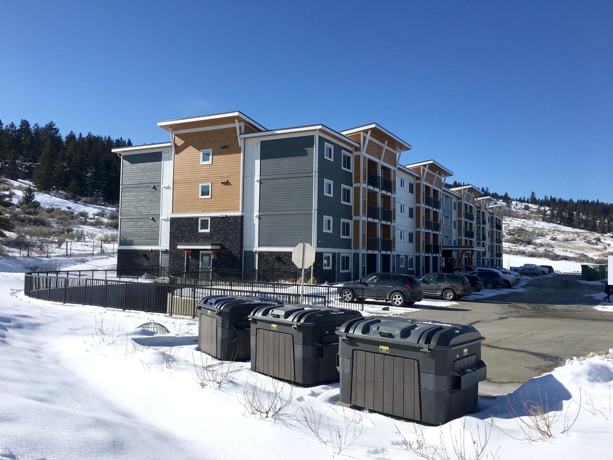 Mulit-Residence — Kamloops, AB