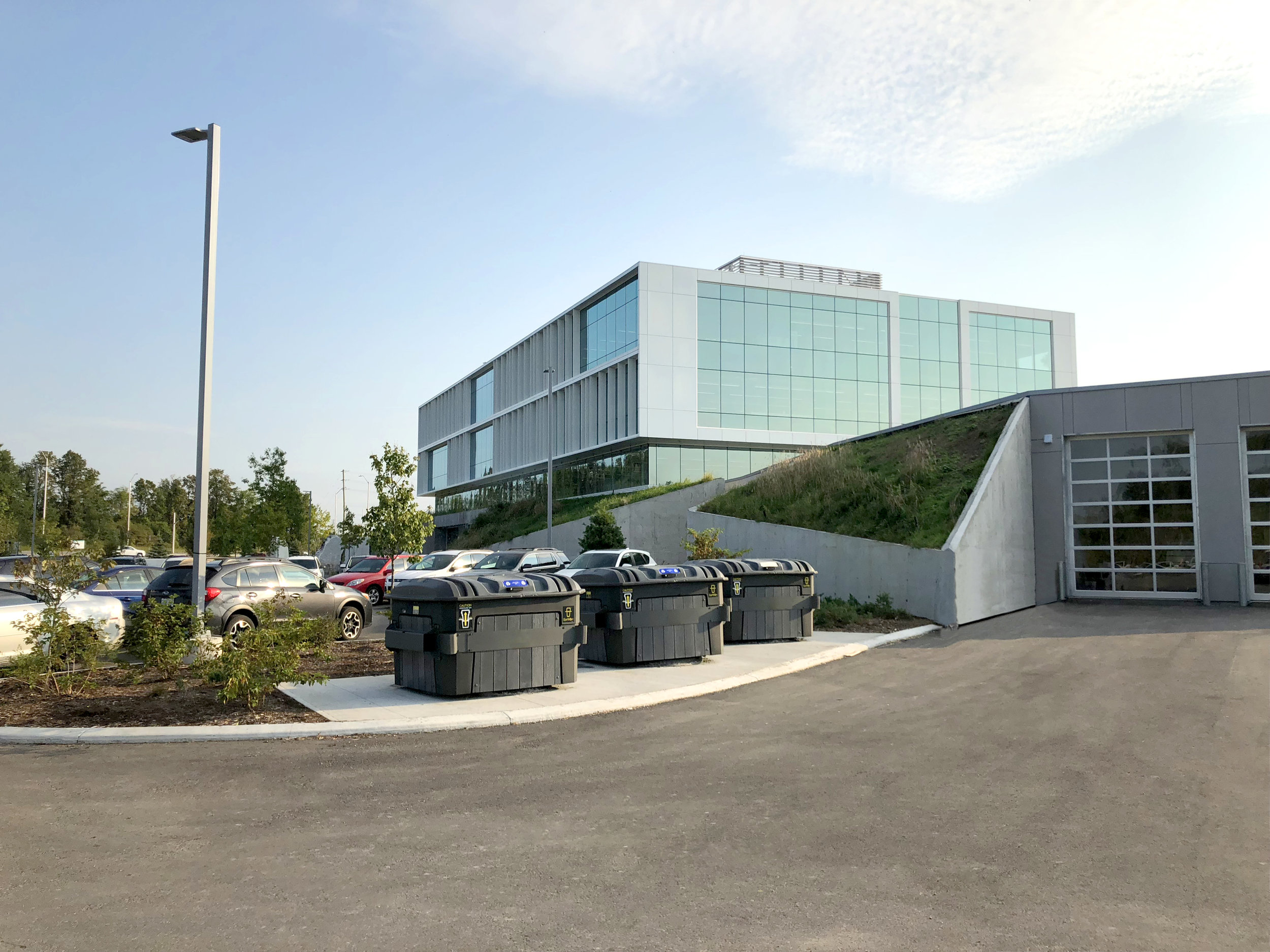 Head Office — Ottawa ON