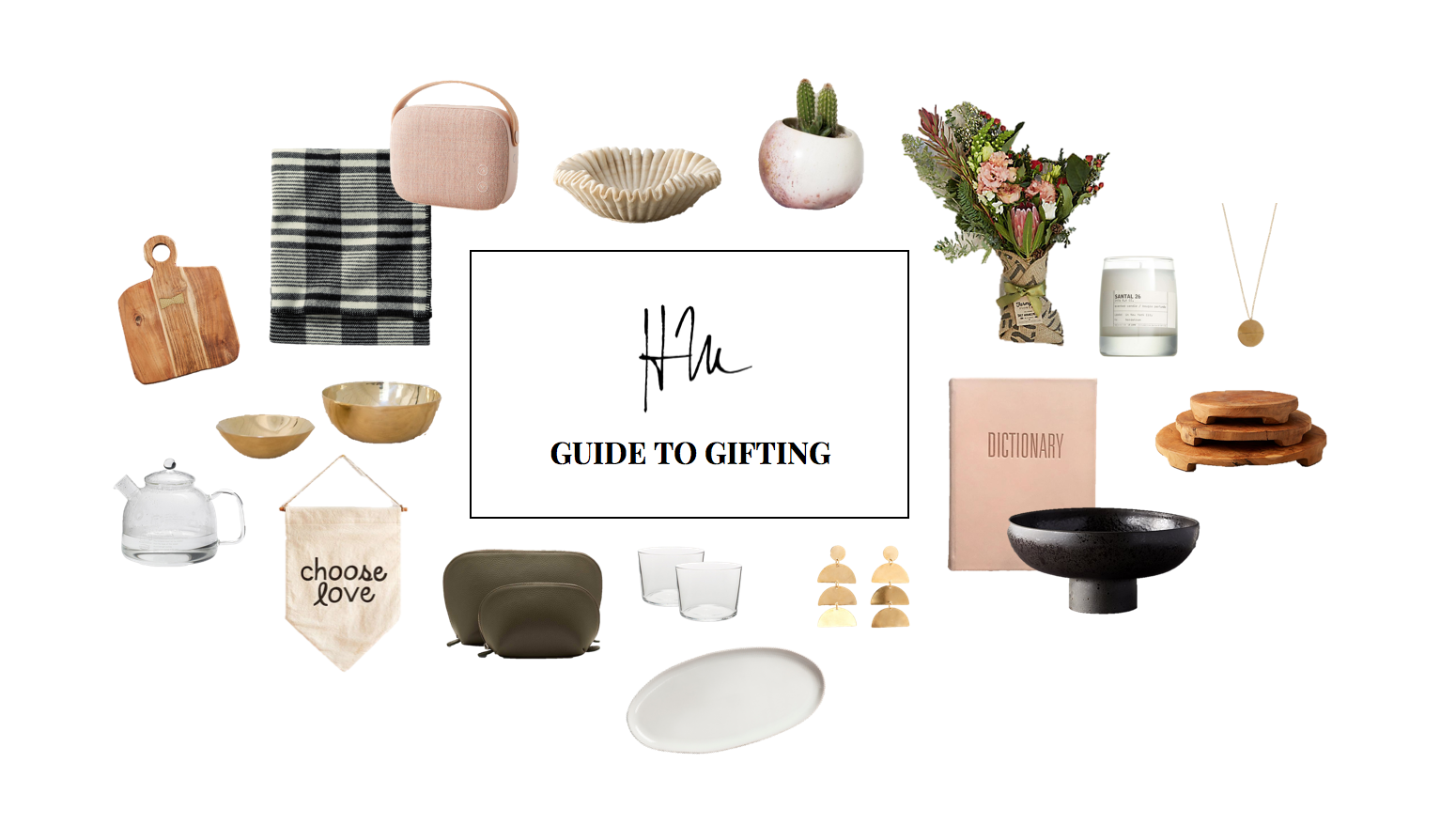 holiday gift guides-a guide to gifting well