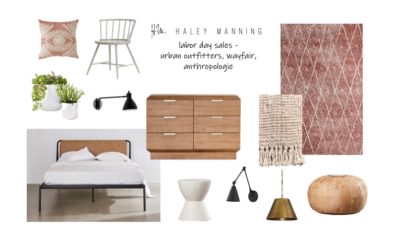Labor Day Sales - Best of Anthropologie, Urban Outfitters, and Wayfair