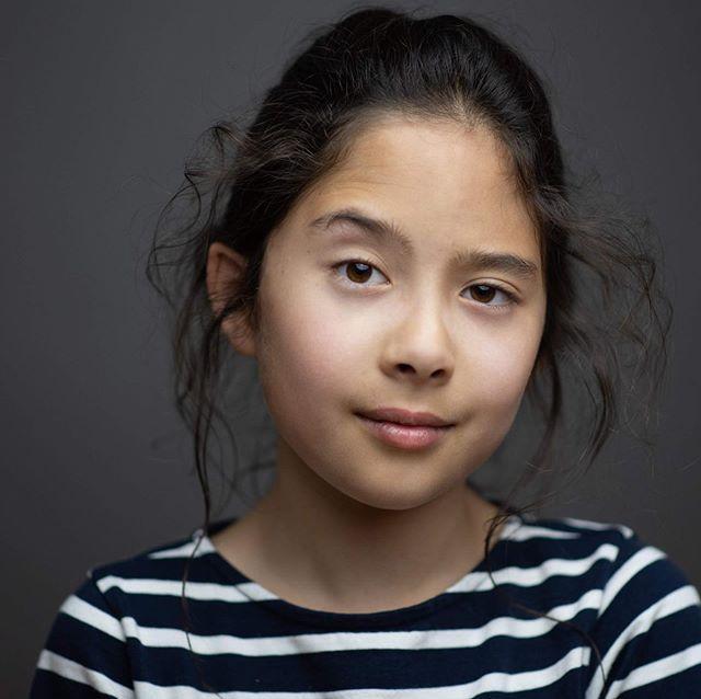 Chloe looking cool, casual and confident. #middleschooler #portrait #children #fineartschoolportraits #raisestrongwomen #girlpower