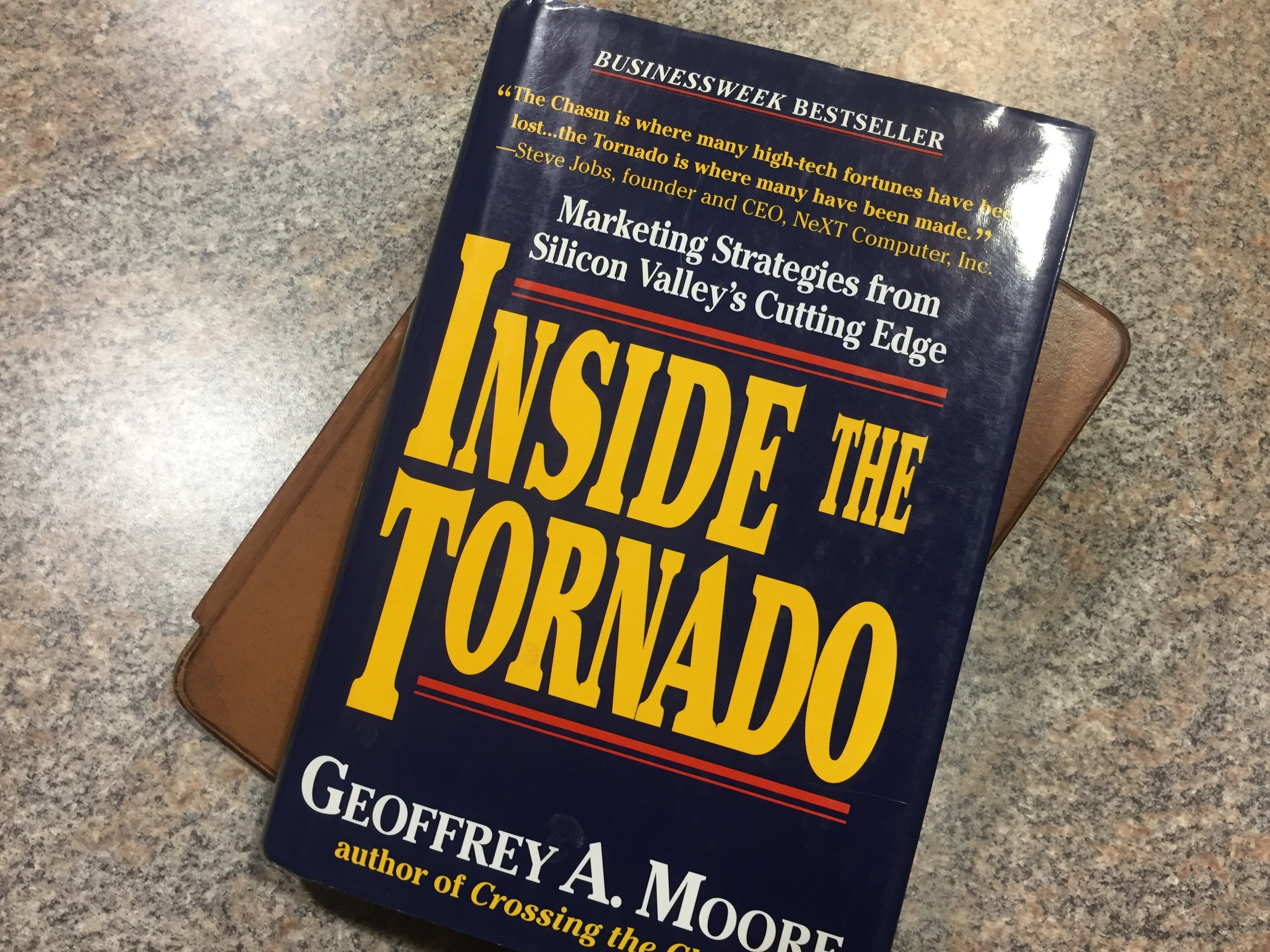 construction inside the tornado frontline solutions