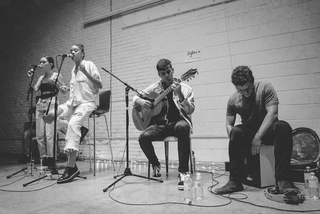 06/15/2018  SOFAR SOUNDS SANTA MONICA  Los Angeles, United States