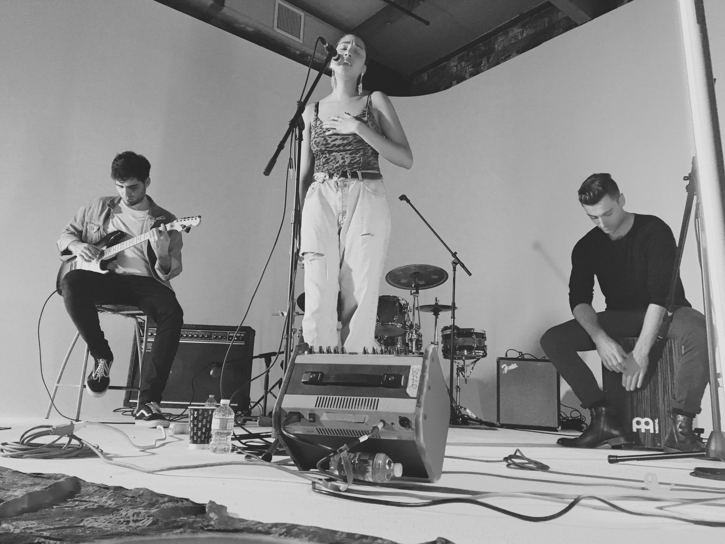 1/17/19  SOFAR SOUNDS LA  ReKon Studios, Culver City, United States